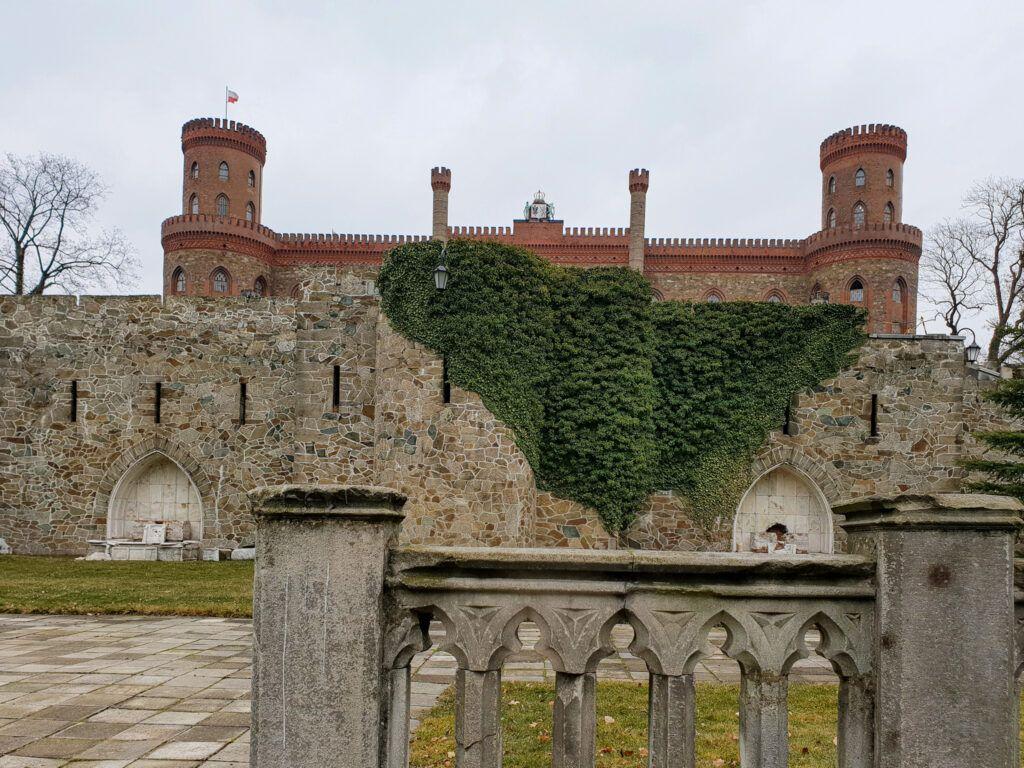 Weekend w Ząbkowicach Śląskich. Pałac w Kamieńcu Ząbkowickim