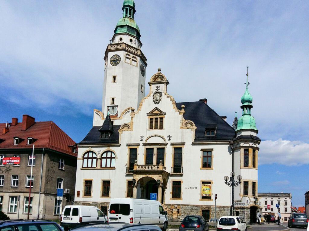 Weekend w Ząbkowicach Śląskich, Ziębice, siedziba muzeum
