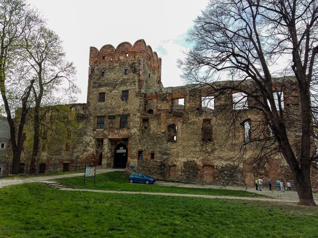 Ząbkowice Śląskie. Zamek