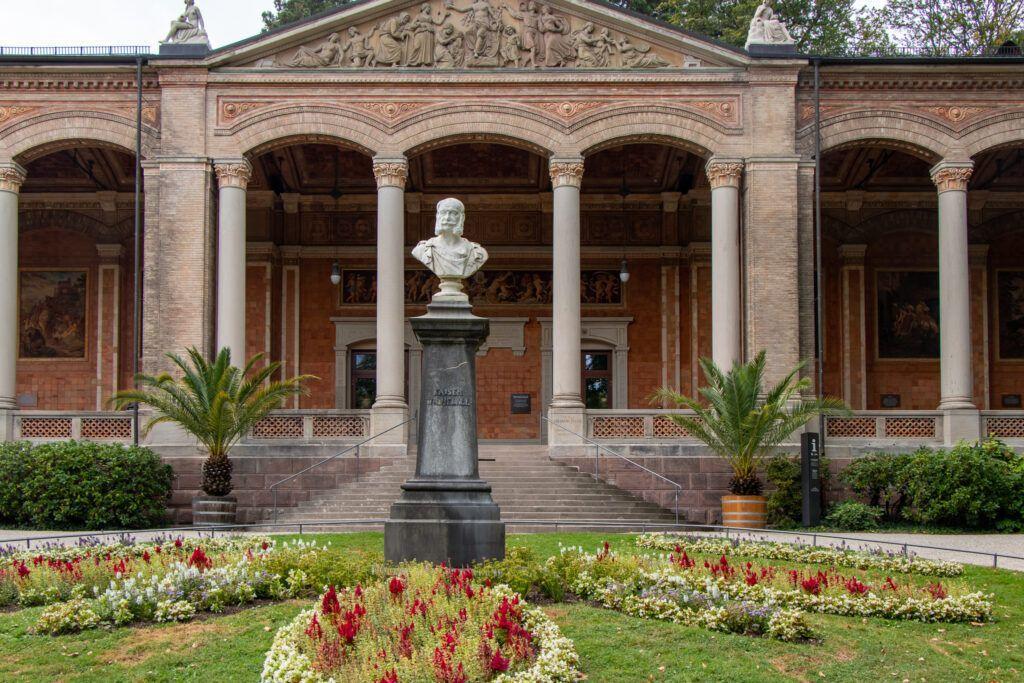 Baden-Baden Budynek dawnej pijalni wód