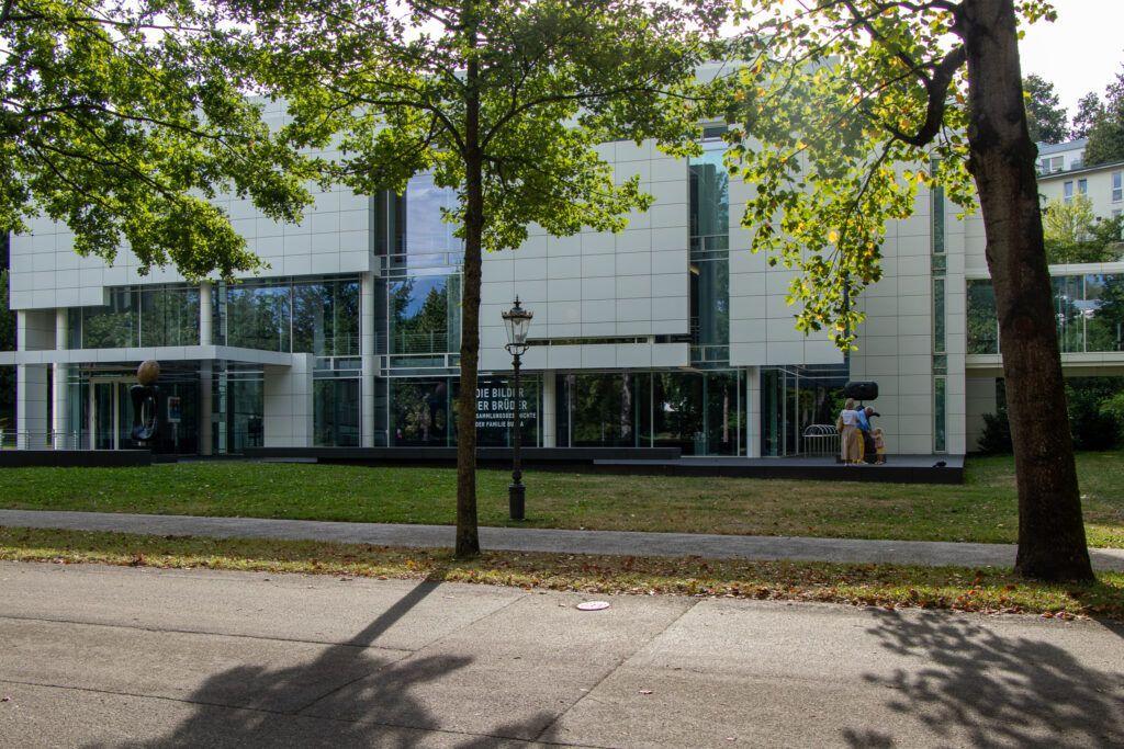 Muzeum Frieden Burda w Baden-Baden