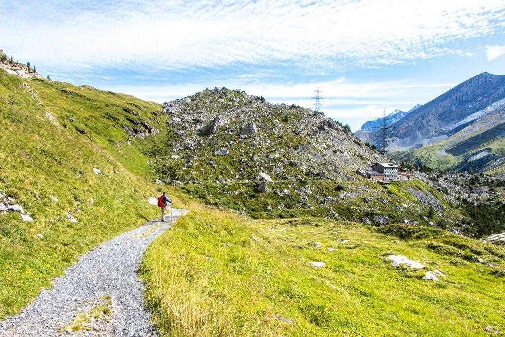 Ścieżka przez góry