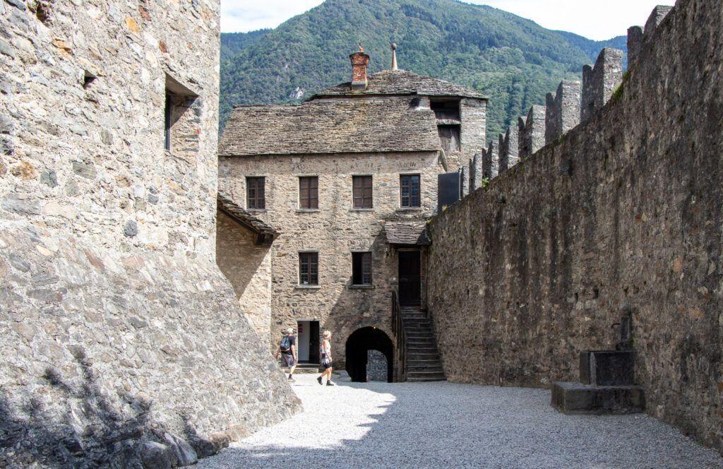 Bellinzona. Montebello