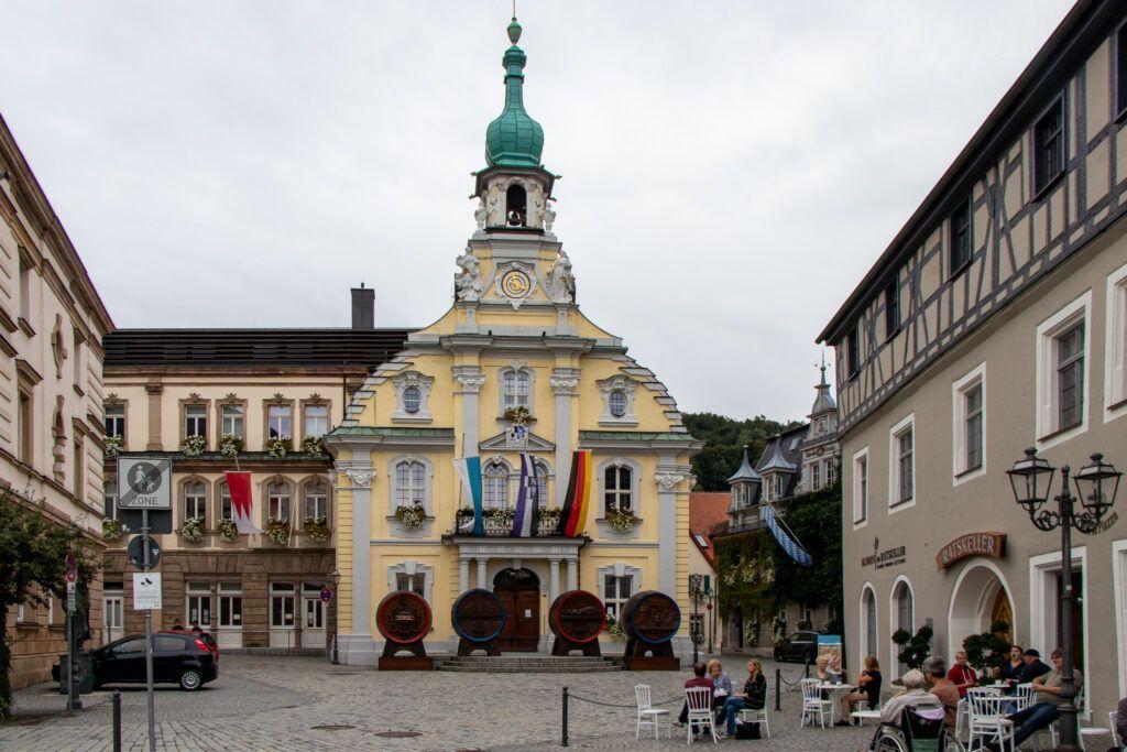 Kulmbach. Ratusz