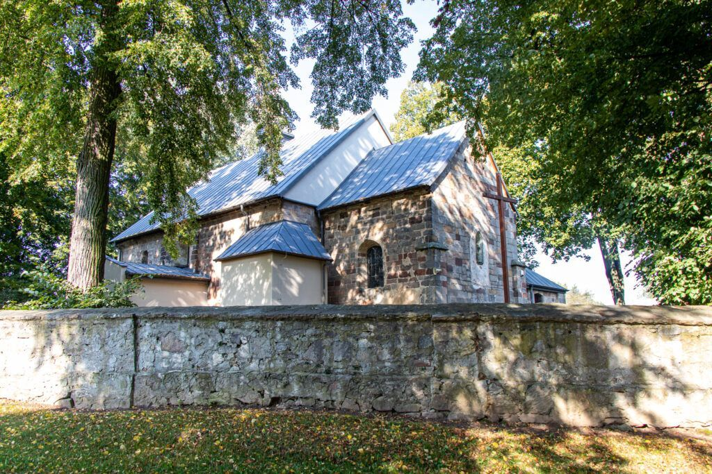 Kościół w Tarczku