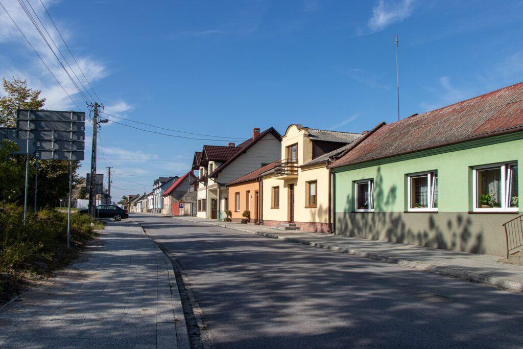 Ulica w Rakowie