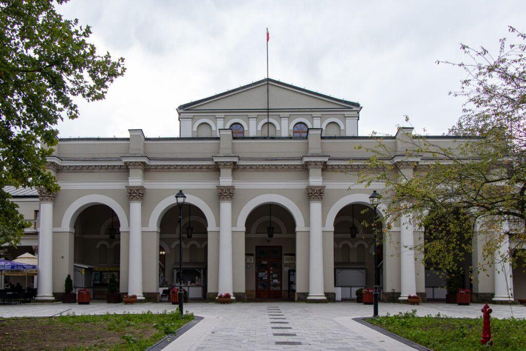 Busko-Zdrój i okolice. Sanatorium Marconi