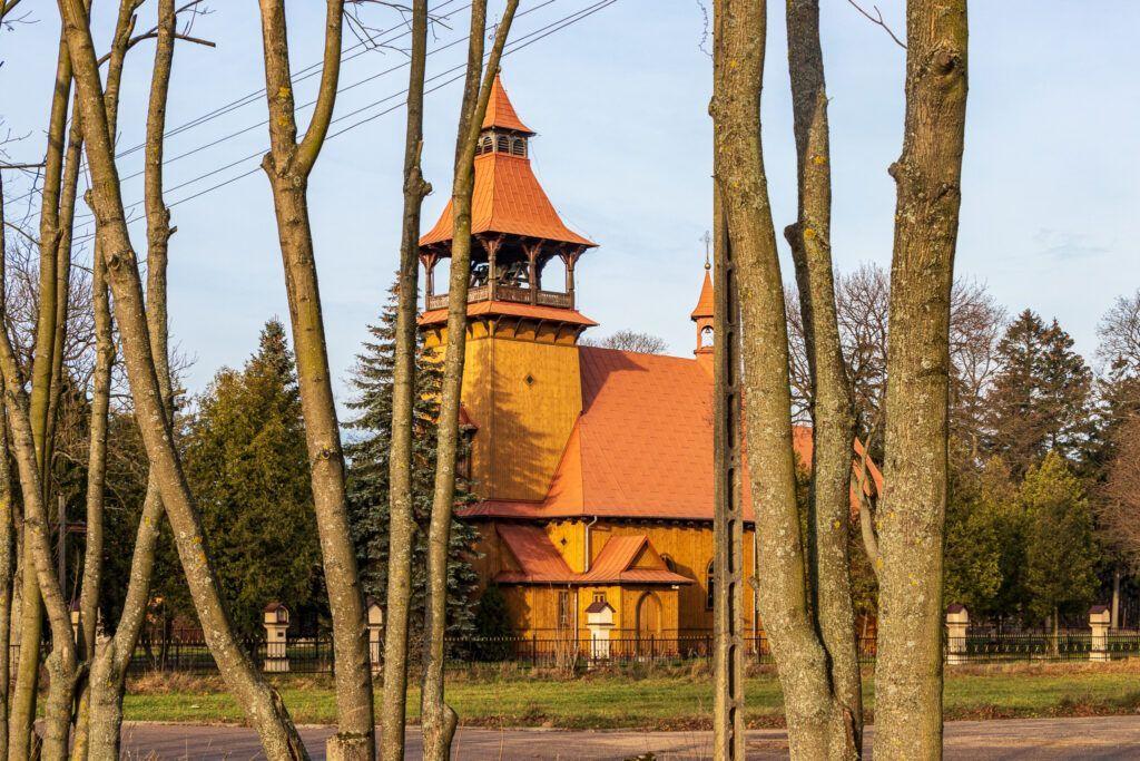 Kościół w Porządziu