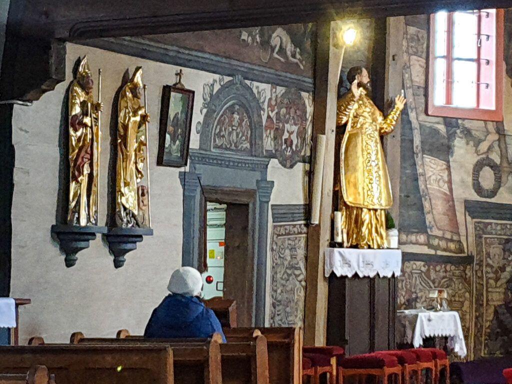 Rawa Mazowiecka. Kościół w Boguszycach