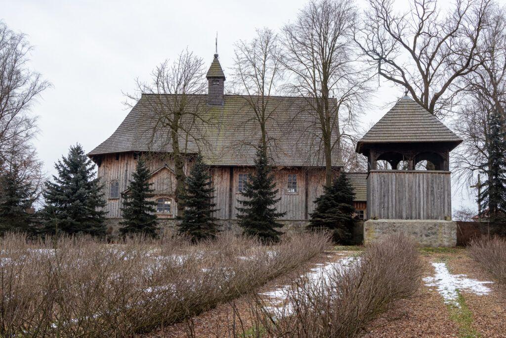 Kościół w Boguszycach