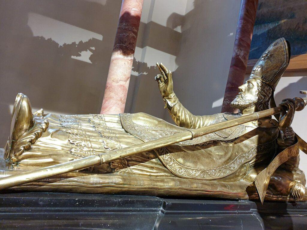 Sarkofag błogosławionego Bogumiła