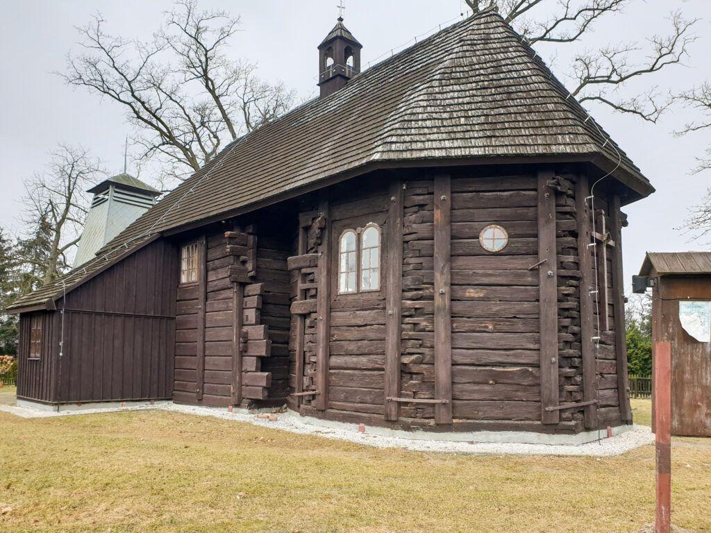 Kościół w Budzynku