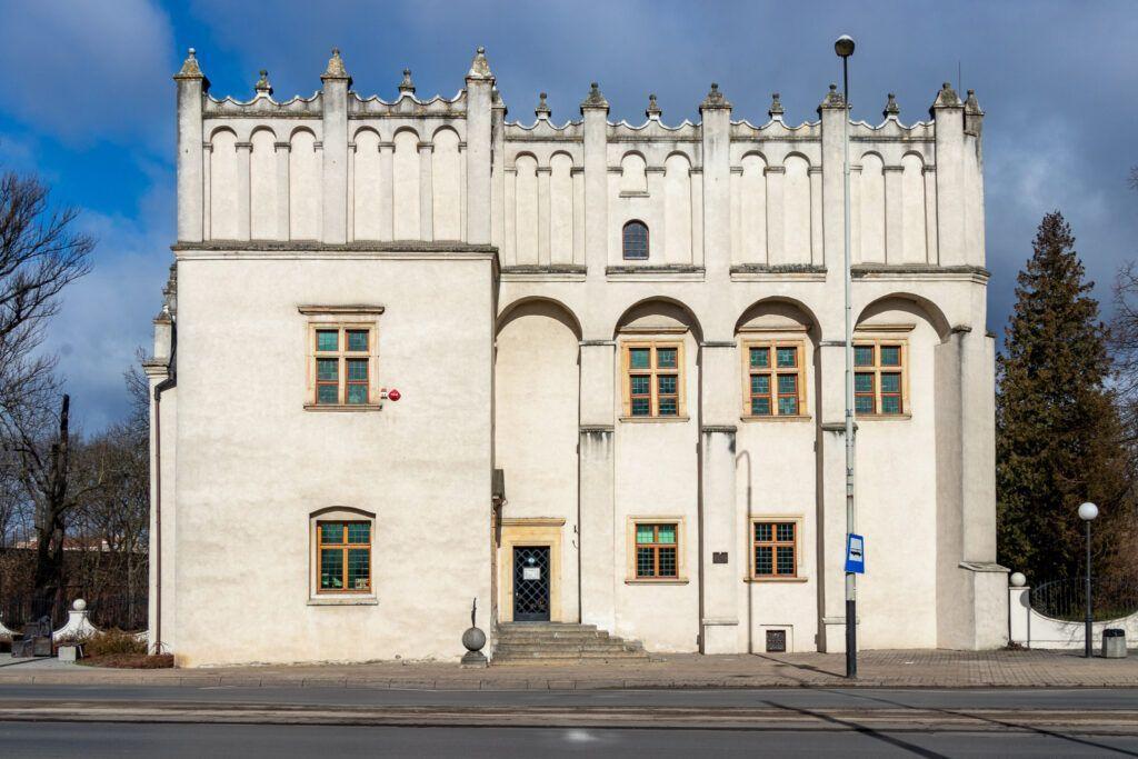 Dwór kapituły krakowskiej