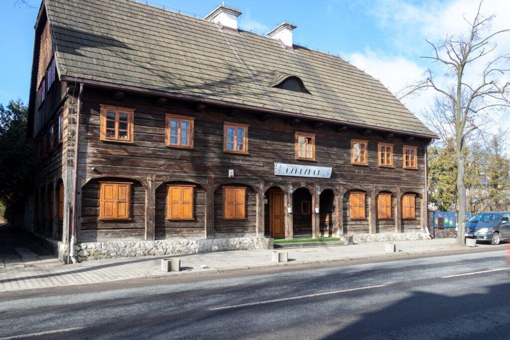 Dom Tkaczy