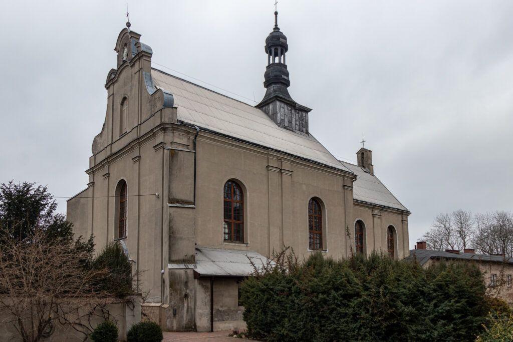 Kościół bernardynek w Warcie