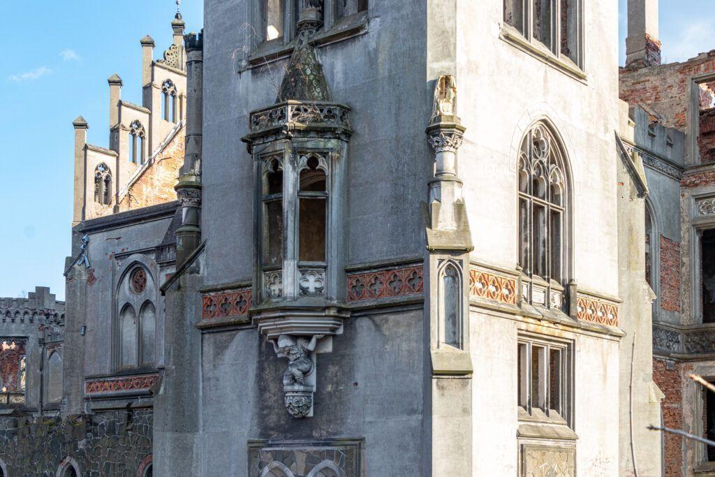 Pałac w Kopicach. Wspaniałe detale