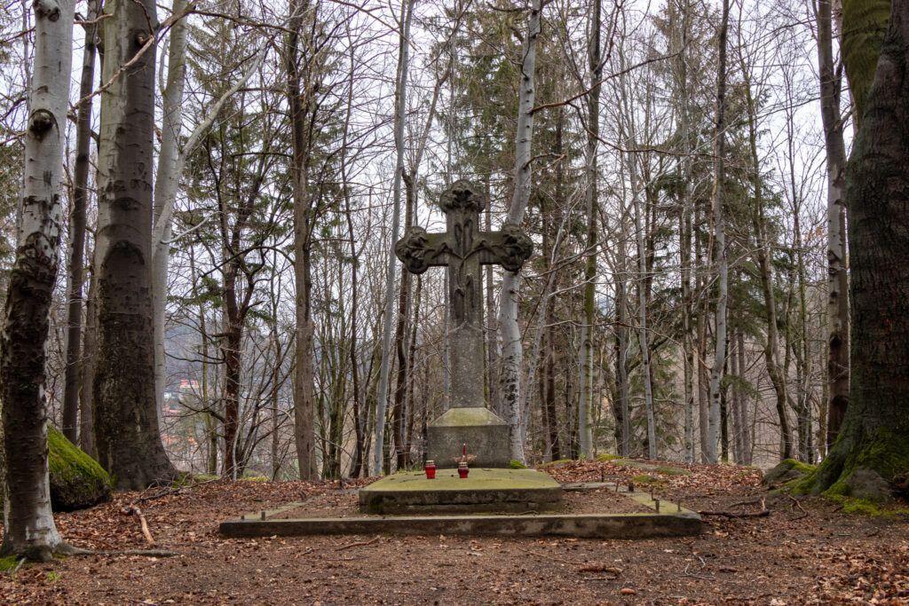Kowary. Grobowiec Marii Klementyny Reuss
