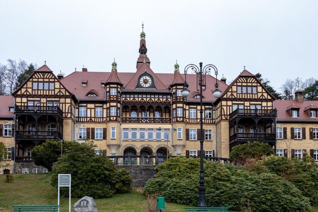 Szpital Wysoka Łąka