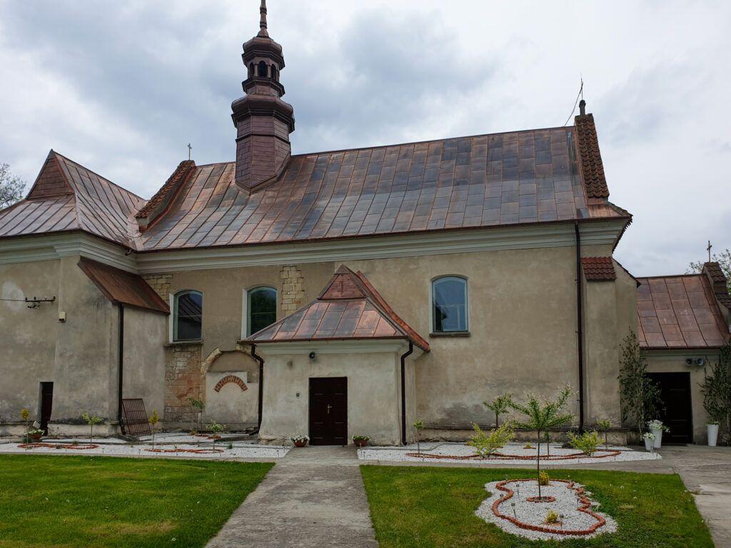 Kościół pod wezwaniem Św. Trójcy