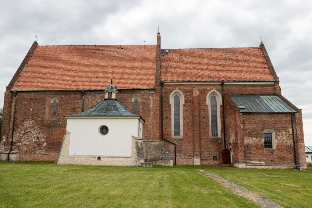 Zawichost. Kościół pod wezwaniem św. Jana Chrzciciela