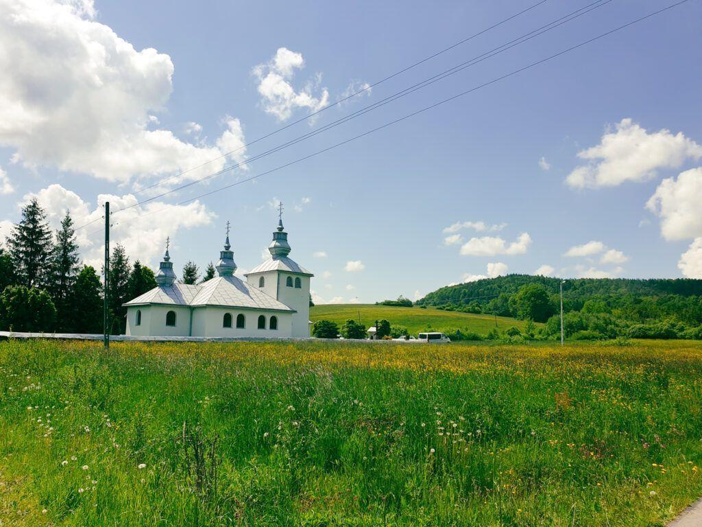 Cerkiew w Zyndranowej