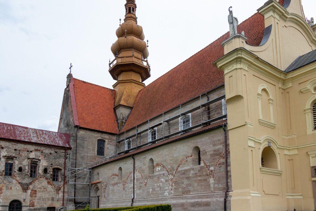 Koprzywnica. Kościół św. Floriana