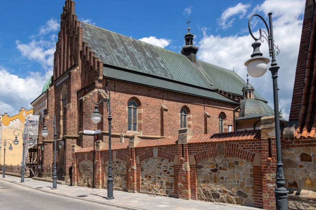 Krosno. Kościół franciszkański