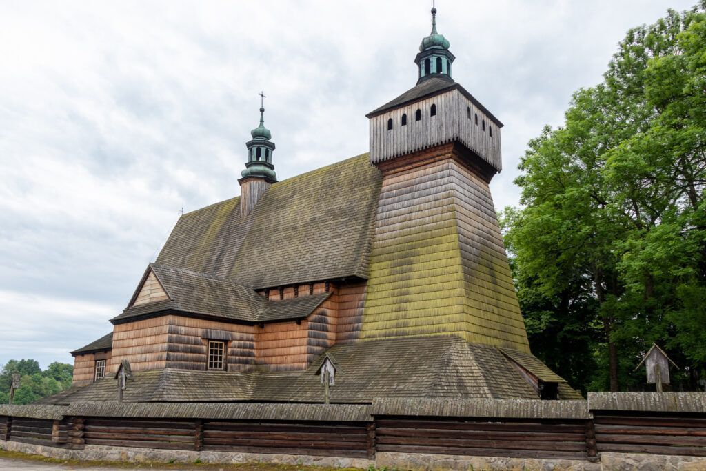 Kościół w Haczowie