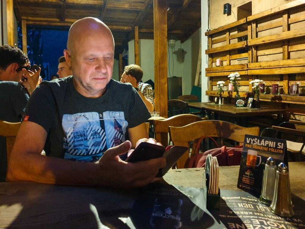 Czeski Cieszyn. Restauracja Radegast