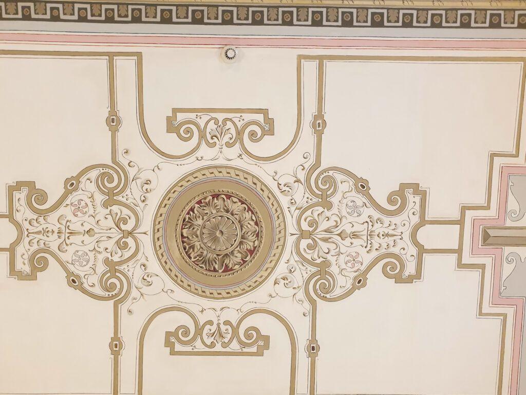 Dekoracyjny sufit