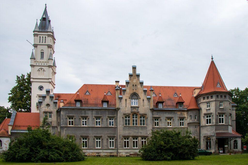 Pałac w Nakle Śląskim
