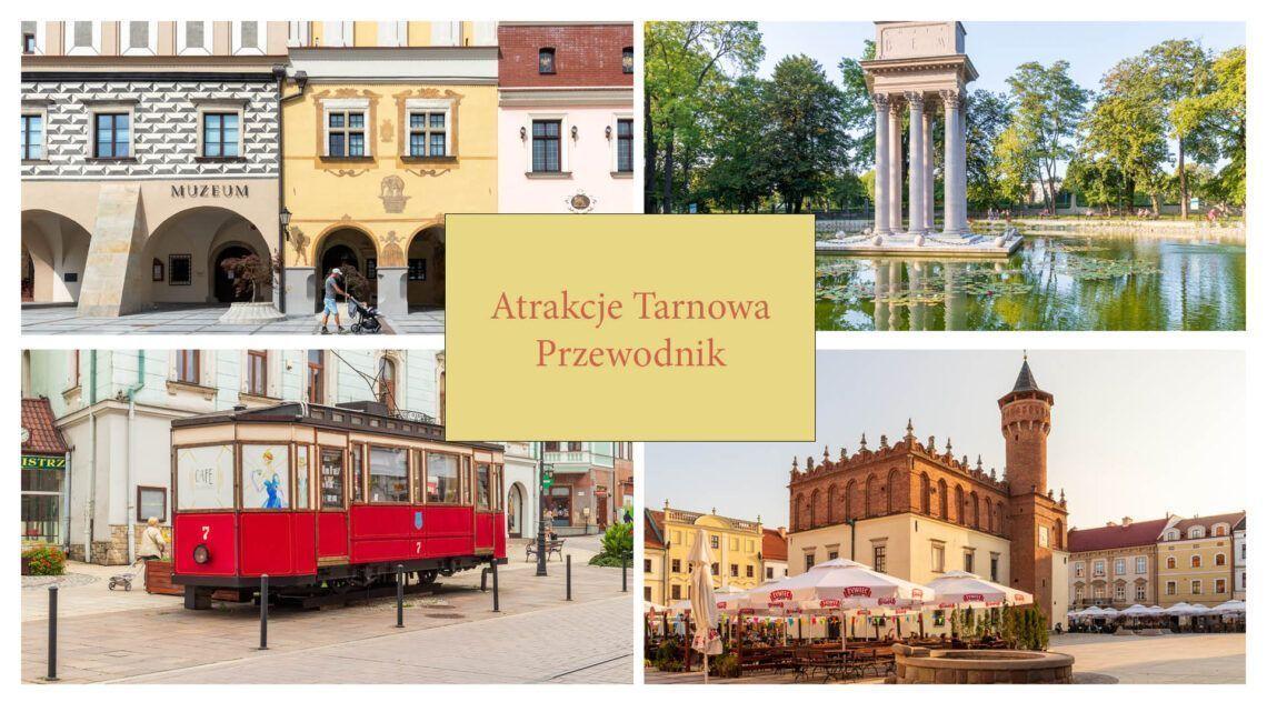 Atrakcje Tarnowa