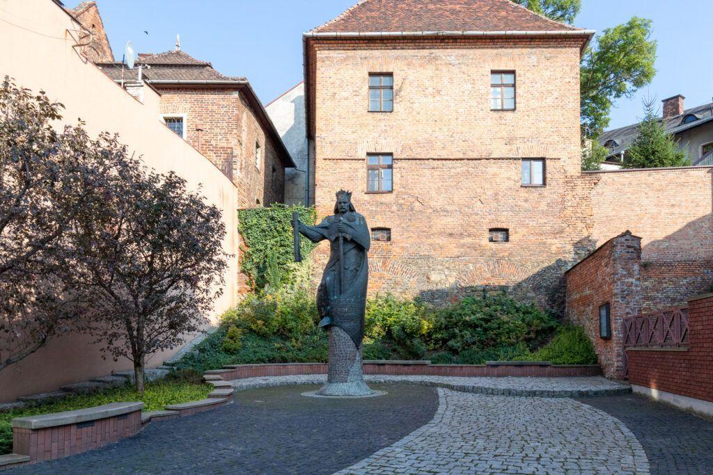 Pomnik Władysława Łokietka