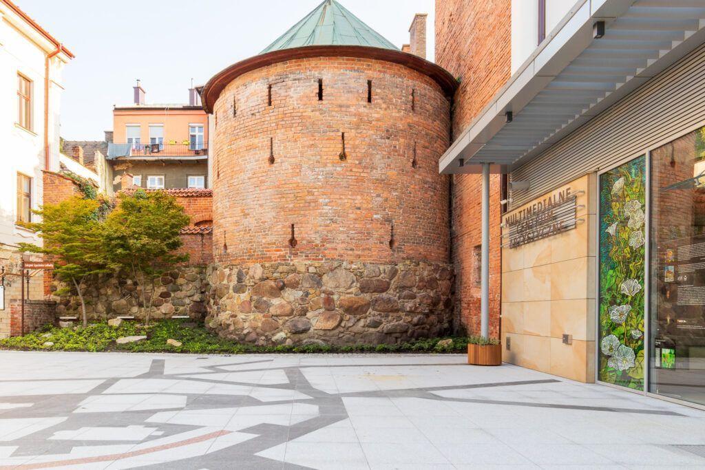 Atrakcje Tarnowa. Baszta