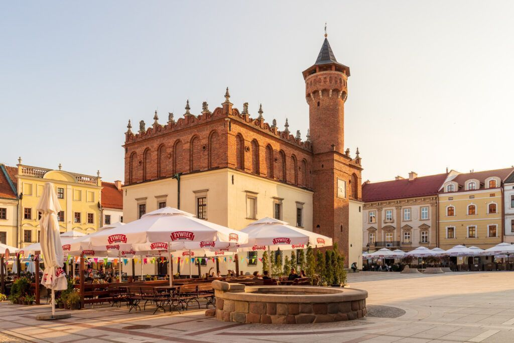 Atrakcje Tarnowa. Ratusz