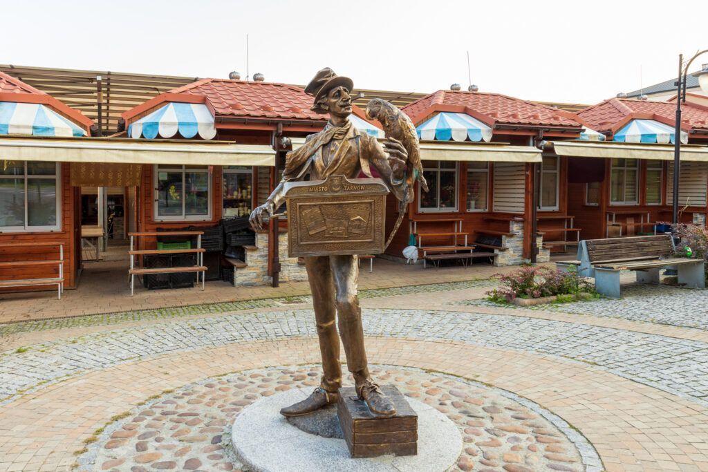 Pomnik Kataryniarza