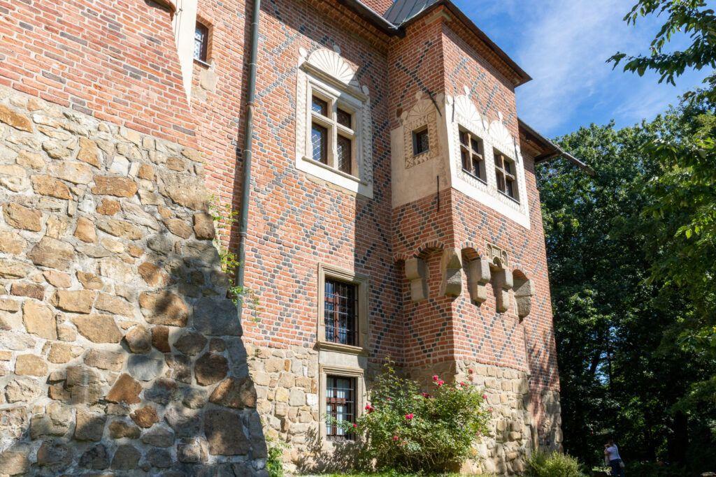 Zamek w Dębnie i jeszcze inna perspektywa